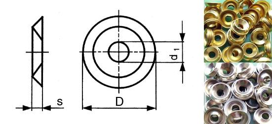 kraalring - DIN 9410